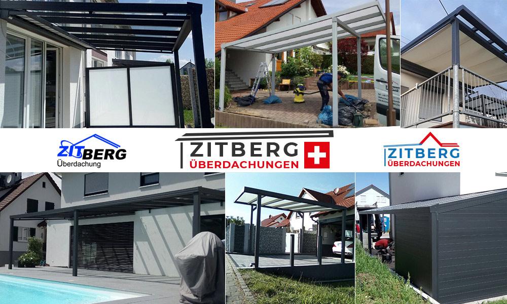 Qualitativ hochwertige Überdachung Schweiz