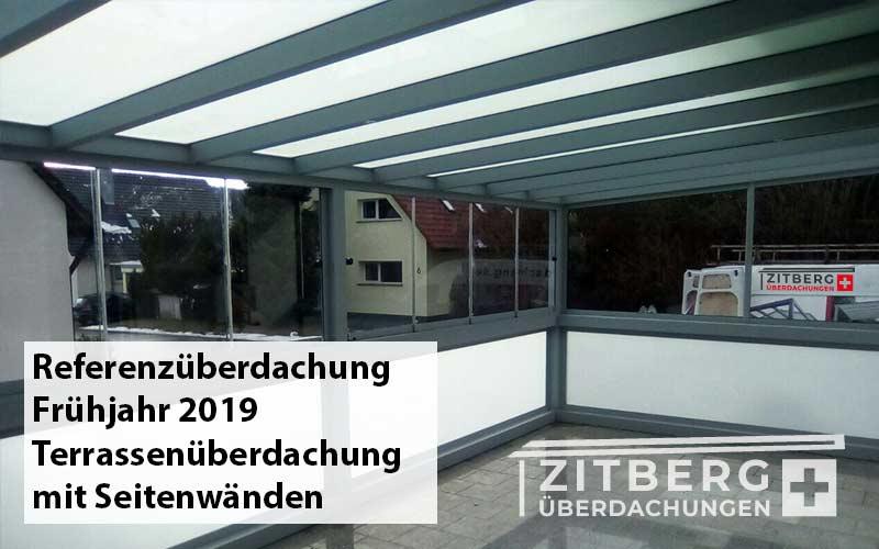 Preis-Referenz-Terrassenüberdachung